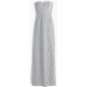 J.Crew Natasha Long Lace Formal Gown | 00